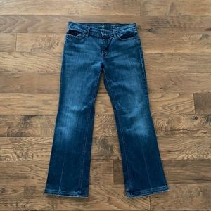 7 FOR ALL MANKIND Jeans - Bootcut - Size 32 waist